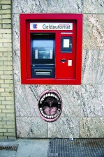 aTM open mouth